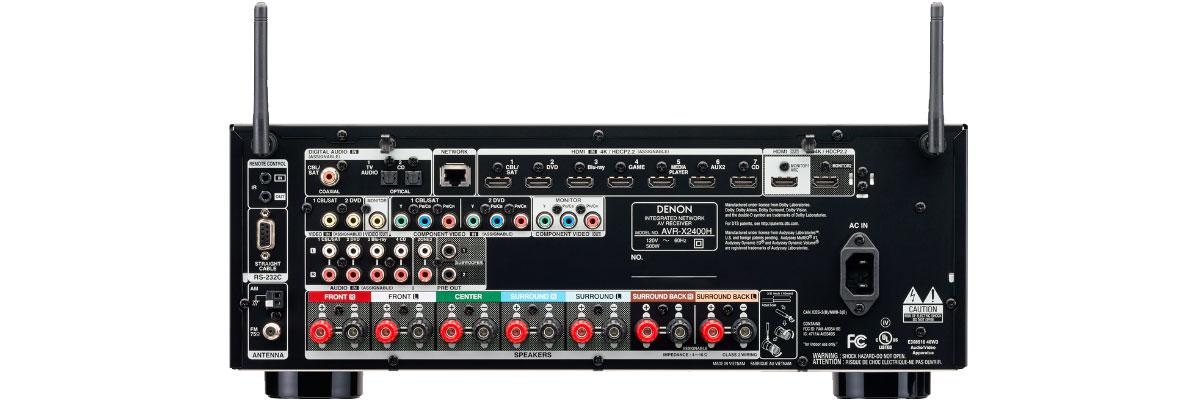 Denon AVR-X2400H