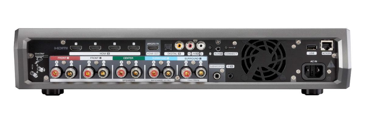 Denon HEOS AVR connections