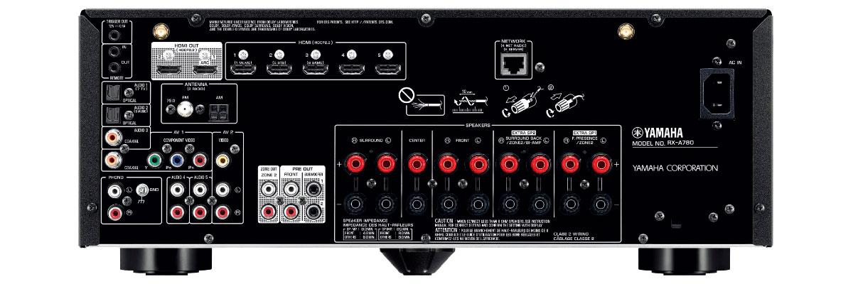 Yamaha RX-A780