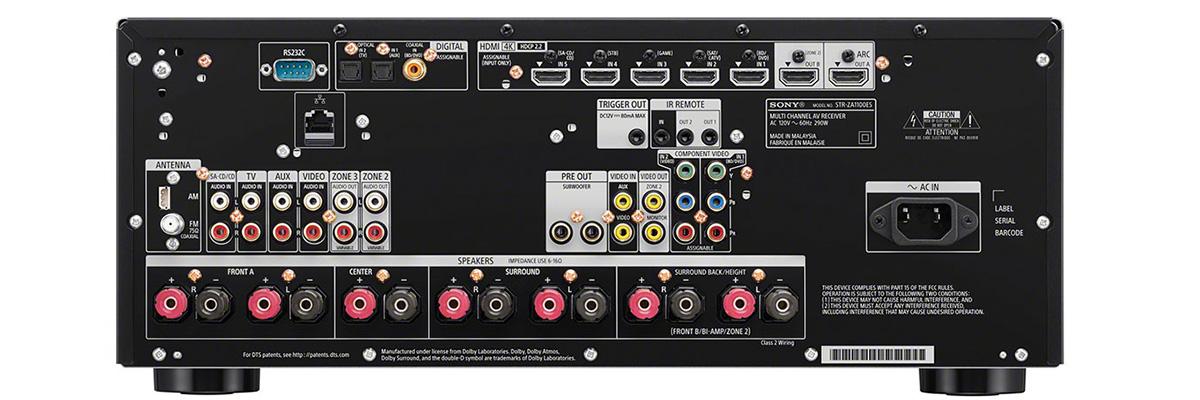 Sony STRZA1100ES