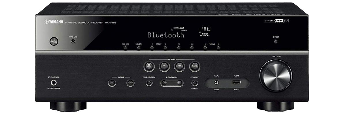 Yamaha RX-V485BL